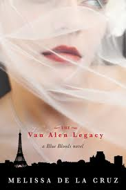 The Van Alan Legacy, Melissa De La Cruz