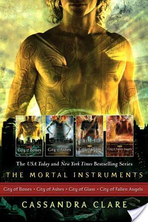 The Mortal Instruments, Cassandra Clare